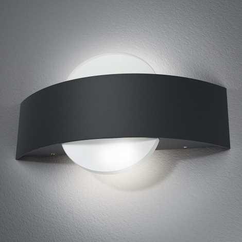 Osram - LED Vonkajšie nástenné svietidlo ENDURA LED/11W/230V IP44 čierna IP44