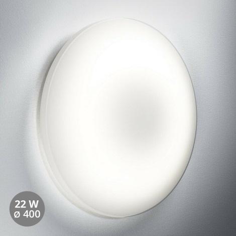 Osram - LED Vonkajšie svietidlo so senzorom SILARA LED/22W/230V IP44