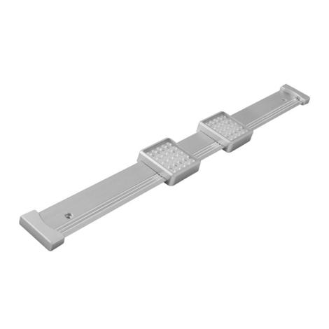 Panlux BL0901/T SET - LED žiarivkové svietidlo MAYOR 2x25LED/4W/230V