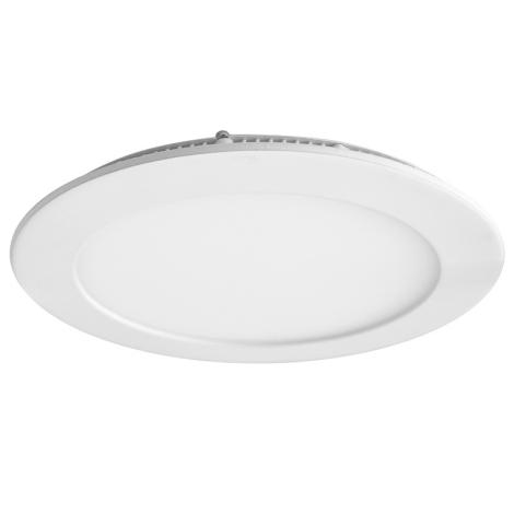 Panlux LM22300001 - LED podhľadové svietidlo LED DOWNLIGHT THIN LED/12W/230V