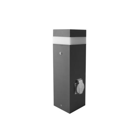 Panlux NZS-LED - Senzorová lampa pre vonkajšie priestory GARD LED 1x16LED/1,2W/230V