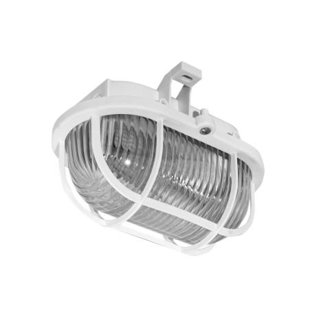 Panlux PN31300001 - LED vonkajšie stropné svietidlo OVAL LED 1xLED/5W/230V