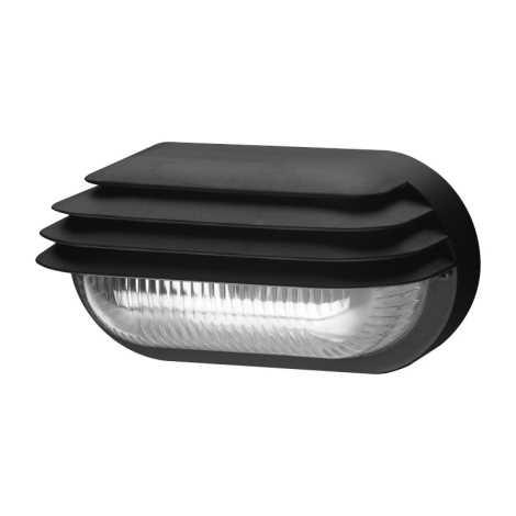 Panlux SOG-40/C - Vonkajšie nástenné svietidlo OVAL GRILL 1xE27/40W/230V