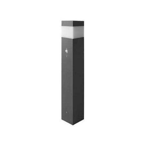 Panlux VOS-E14 - Senzorová lampa pre vonkajšie priestory GARD 1xE14/60W/230V