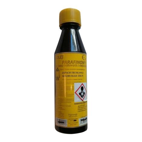 Parafínový olej jahoda