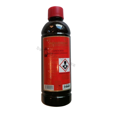 Parafínový olej ruža 500ml