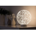 Paulmann 79533 - LED Stolná lampa WOOL LED/3W/230V
