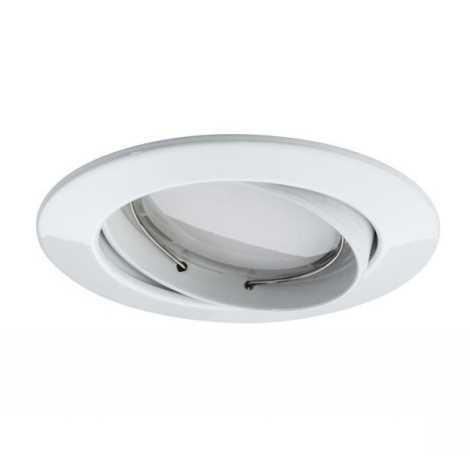 Paulmann 92094 - LED/5W Stmievateľné kúpeľňové podhľadové svietidlo COIN 230V
