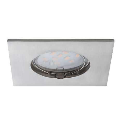Paulmann 92761 - LED/6,8W IP44 Kúpeľňové podhľadové svietidlo COIN 230V