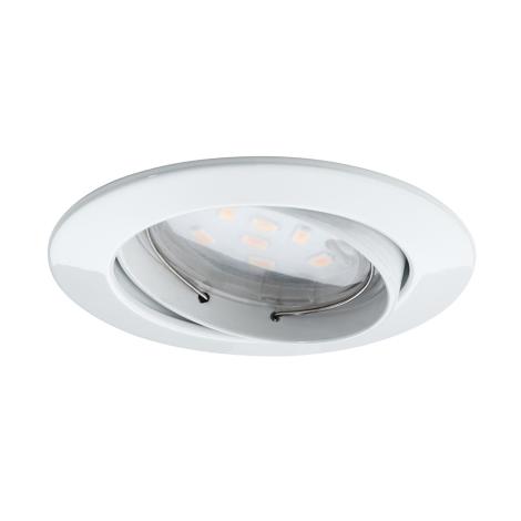 Paulmann 92764 - LED Kúpeľňové podhľadové svietidlo 1xLED/6,8W/230V