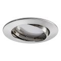Paulmann 92777 - LED/6,8W Kúpeľňové podhľadové svietidlo COIN 230V