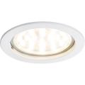 Paulmann 92781 - LED/14W Kúpeľňové podhľadové svietidlo PREMIUM LINE COIN 230V