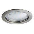 Paulmann 92782 - LED/14W IP44 Stmievateľné kúpeľňové podhľadové svietidlo COIN 230V