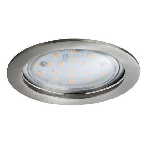 Paulmann 92782 - LED/14W Stmievateľné kúpeľňové podhľadové svietidlo COIN 230V IP44