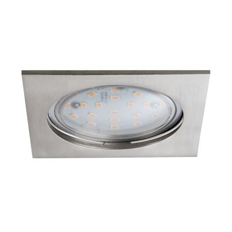 Paulmann 92784 - LED/14W IP44 Kúpeľňové stmievateľné podhľadové svietidlo 230V