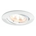Paulmann 92814 - LED/7W Stmievateľné podhľadové svietidlo COIN 230V