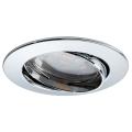 Paulmann 92820 - LED/7W Stmievateľné kúpeľňové podhľadové svietidlo COIN 230V