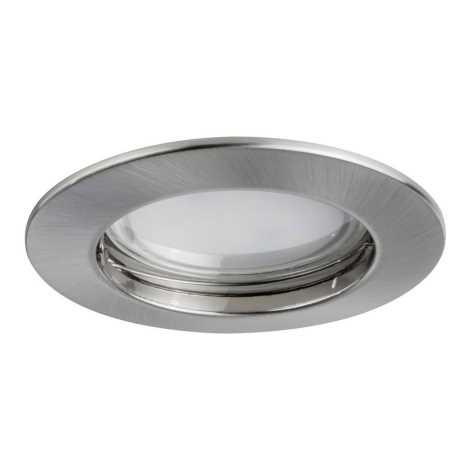 Paulmann 92826 - LED/7W IP44 Stmievateľné kúpeľňové podhľadové svietidlo COIN 230V