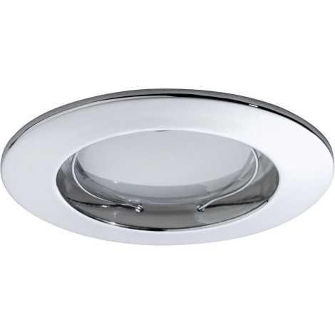 Paulmann 92828 - LED/7W IP44 Stmievateľné kúpeľňové podhľadové svietidlo COIN 1xLED/7W/230V
