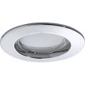 Paulmann 92828 - LED/7W Stmievateľné kúpeľňové podhľadové svietidlo COIN 230V IP44