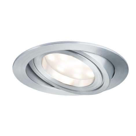 Paulmann 92832 - LED/7W Stmievateľné kúpeľňové podhľadové svietidlo COIN 230V