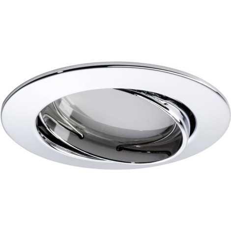 Paulmann 92836 - LED/7W Stmievateľné kúpeľňové podhľadové svietidlo COIN 230V