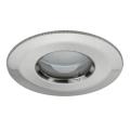 Paulmann 92848 - LED/7W IP65 Kúpeľňové podhľadové svietidlo COIN 230V