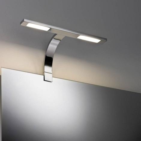Paulmann 99381 - 2xLED/3,2W IP44 Kúpeľňové osvetlenie zrkadla GALERIA 230V