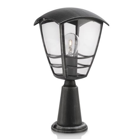 Philips 15462/54/16 - Vonkajšia lampa MYGARDEN STREAM 1xE27/60W/230V