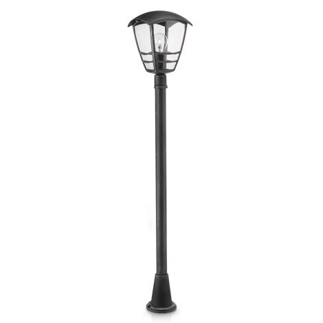 Philips 15463/54/16 - Vonkajšia lampa MYGARDEN STREAM 1xE27/60W/230V