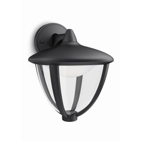 Philips 15471/30/16 - LED vonkajšie osvetlenie ROBIN 1xLED/4,5W/230V