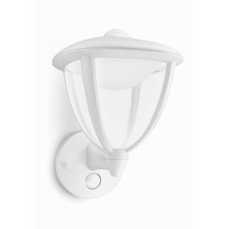 Philips 15479/31/16 - LED vonkajšie osvetlenie ROBIN s čidlom 1xLED/4,5W/230V