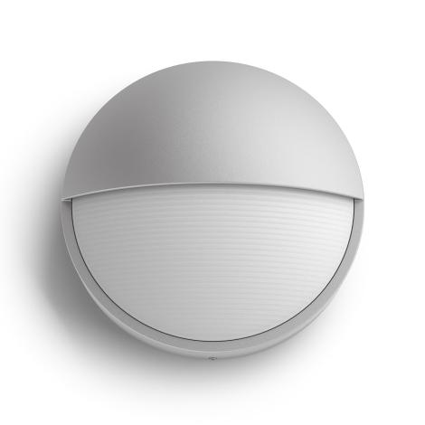 Philips 16455/87/16 - LED vonkajšie nástenné svietidlo MYGARDEN CAPRICORN LED/6W/230V