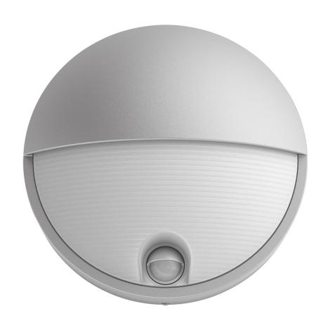 Philips 16456/87/16 - LED vonkajšie svietidlo s čidlom MYGARDEN CAPRICORN LED/6W/230V