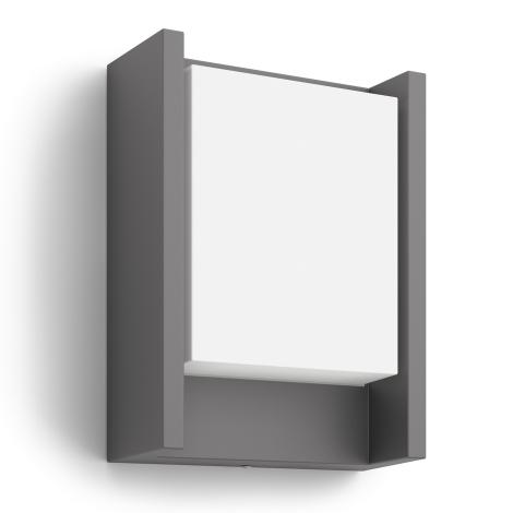 Philips 16460/93/16 - LED vonkajšie svietidlo MYGARDEN ARBOUR 1xLED/6W/230V