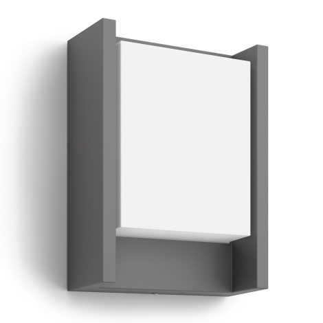 Philips 16460/93/P3 - LED vonkajšie svietidlo MYGARDEN ARBOUR 1xLED/6W/230V IP44
