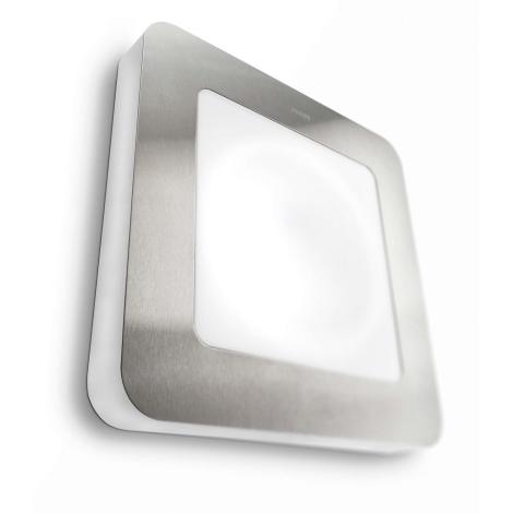 Philips 16903/47/16 - Vonkajšie nástenné svietidlo MYGARDEN ORCHARD 1x2GX13/22W/230V šedá