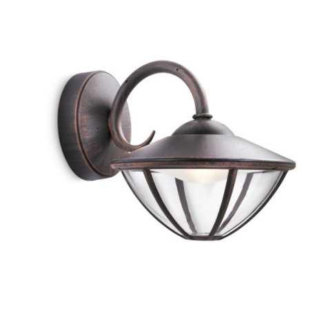 Philips 17211/86/16 - LED Vonkajšie nástenné svietidlo MYGARDEN EDEN 1xLED/7,5W/230V