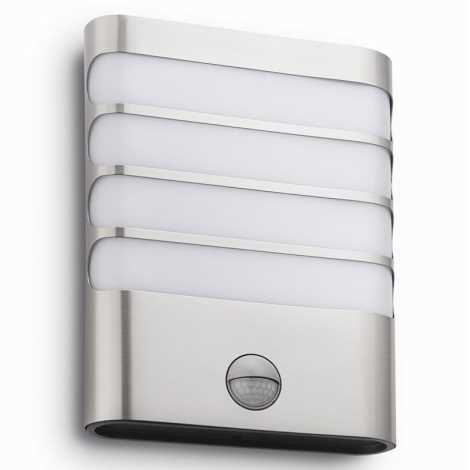 Philips 17274/47/16 - LED vonkajšie osvetlenie s čidlom MYGARDEN RACCOON 1xLED/3W/230V