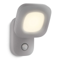 Philips 17276/87/16 - LED Vonkajšie nástenné svietidlo MY GARDEN CLOUD LED/3W/230V
