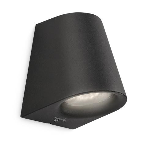 Philips 17287/30/16 - LED vonkajšie osvetlenie MYGARDEN VIRGA 1xLED/3W/230V