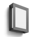 Philips 17293/93/16 - Vonkajšie nástenné svietidlo MYGARDEN KARP 1xLED/6W/230V