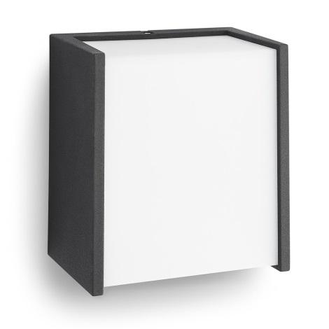 Philips 17302/30/P3 - Vonkajšie nástenné svietidlo MYGARDEN MACAW 1xLED/3,5W/230V