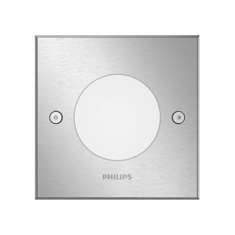 Philips 17356/47/P0 - LED vonkajšie nájazdové svietidlo MYGARDEN CRUST LED/3W