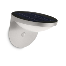 Philips 17808/87/16 - LED Solárne svetlo so senzorom MYGARDEN DUSK 1xLED/1W/3,7V IP44