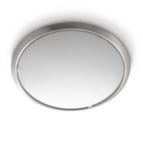 Philips 30050/17/16 - Stropné svietidlo CIRCLE 2xE27/75W/230V