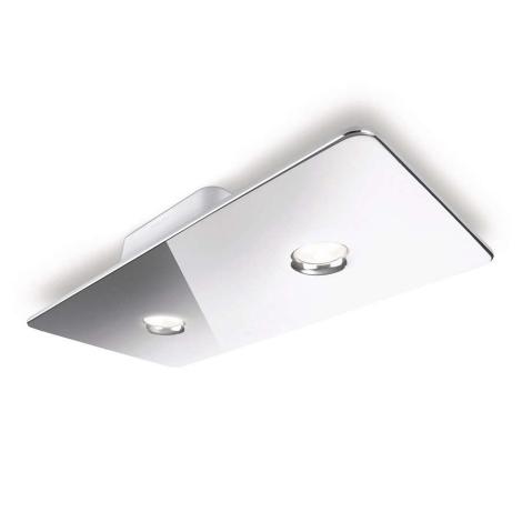 Philips 31605/11/16 - LED Stropné svietidlo INSTYLE MAGNA 2xLED/7,5W/230V