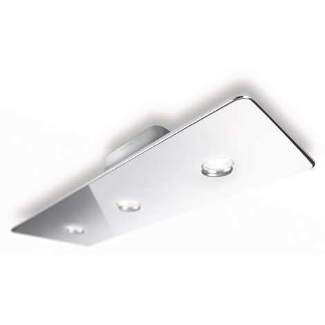 Philips 31606/11/16 - LED Stropné svietidlo INSTYLE MAGNA 3xLED/7,5W/230V