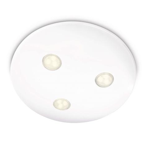 Philips 32084/31/16 - LED kúpeľňové svietidlo MYBATHROOM TEINT 3xLED/6W/230V