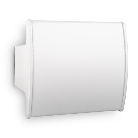 Philips 33609/31/16 - Svietidlo nástenné LEDINO LOGA 2xLED/2,5W biela